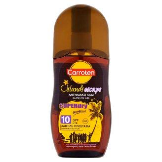 Carroten Super suchý olej na opalování SPF 10 125ml