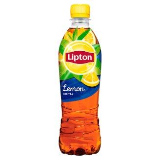 Lipton Ice Tea Lemon ledový čaj s příchutí citronu 500ml