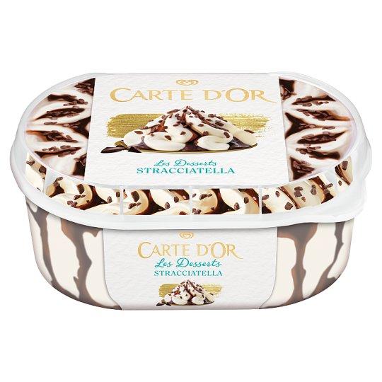 Carte d'Or Stracciatella zmrzlina 900ml