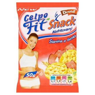 Druid Celpo Fit Snack Bacon & Ham 50g