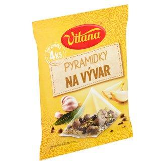 Vitana Broth Pyramids of Spices 4 x 5g