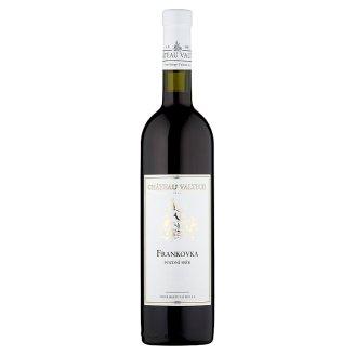 Château Valtice Frankovka pozdní sběr víno s přívlastkem suché 0,75l