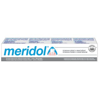 Meridol Gentle White zubní pasta 75ml