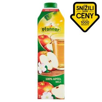 Pfanner 100% jablečná šťáva 1l