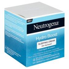 image 1 of Neutrogena Hydro Boost Sleeping Cream 50ml