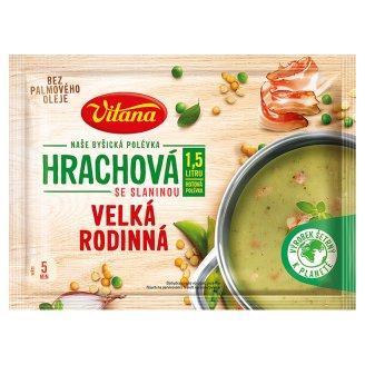 Vitana Velká rodinná hrachová polévka 150g