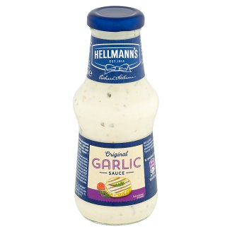 Hellmann's Garlic Sauce 250ml