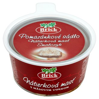 Brick Spreadable Lard with Meat Dripping 150g