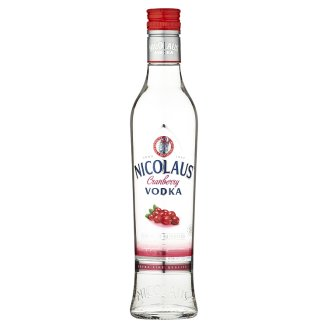 Nicolaus Cranberry Vodka 0.5L