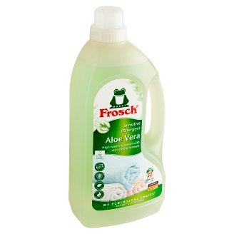 Frosch Ecological Prací prostředek sensitive aloe vera 22 praní 1500ml
