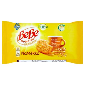 Opavia Bebe Good Morning Softboiled Cereal Cookie 50g