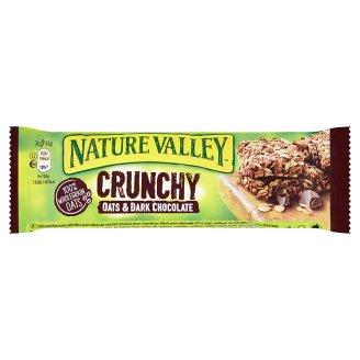 Nature Valley Oats & chocolate ovesné müsli tyčinky 42g