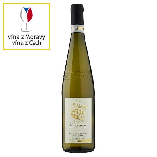 Habánské Sklepy Sauvignon Blanc Dry White Wine 0.75L