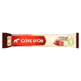 Côte d'Or Bílá a mléčná čokoláda plněná náplní se skořápkovými plody 46g
