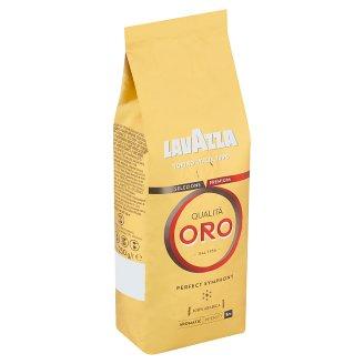 Lavazza Qualita Oro pražená zrnková káva 100% Arabika 250g