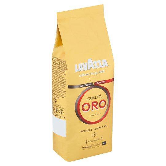 Lavazza Qualita Oro Coffee Beans Roasting 100% Arabica 250g