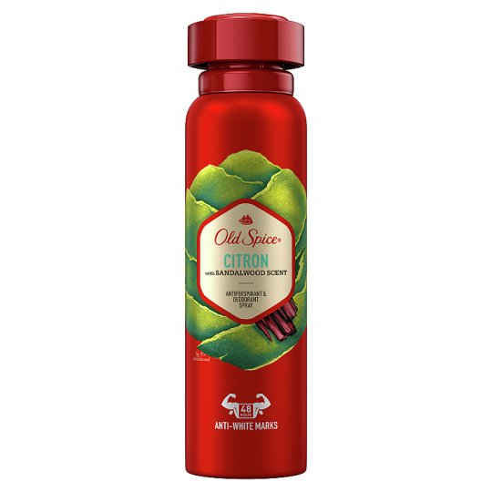 Old Spice Citron Antiperspirant A Deodorant Ve Spreji 150 ml