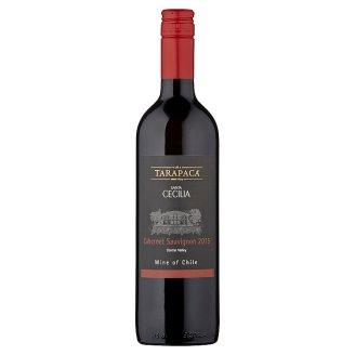 Viña Tarapacá Santa Cecilia Cabernet Sauvignon červené víno 0,75l