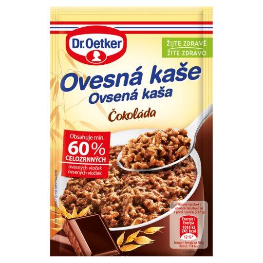 Dr. Oetker Chocolate Oatmeal 62g