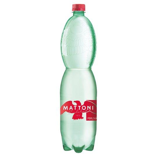 Mattoni Perlivá přírodní minerální voda 1,5l