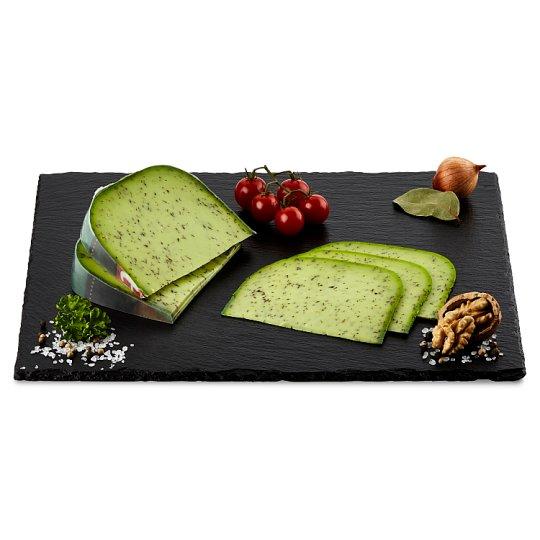 Gouda 50+ Green pesto (krájený)