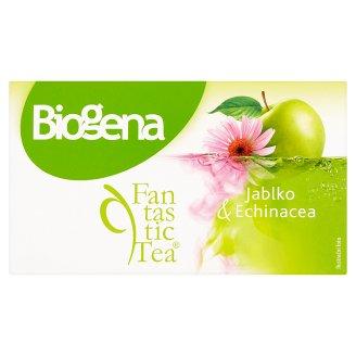 Biogena Fantastic Tea Jablko & echinacea ovocný čaj aromatizovaný, porcovaný 20 x 2g