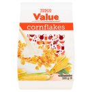 Tesco Value Cornflakes with Vitamins and Iron 250g