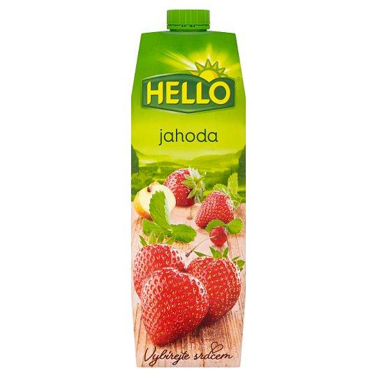Hello Strawberry 1L