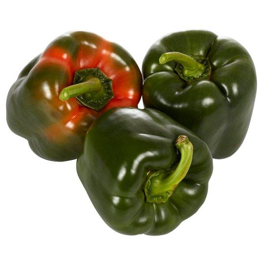 Tesco Paprika zelená