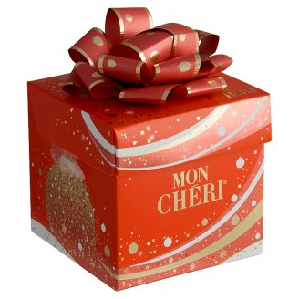 Mon Chéri Chocolate Candies Filled with Liqueur and Whole Cherry 84g