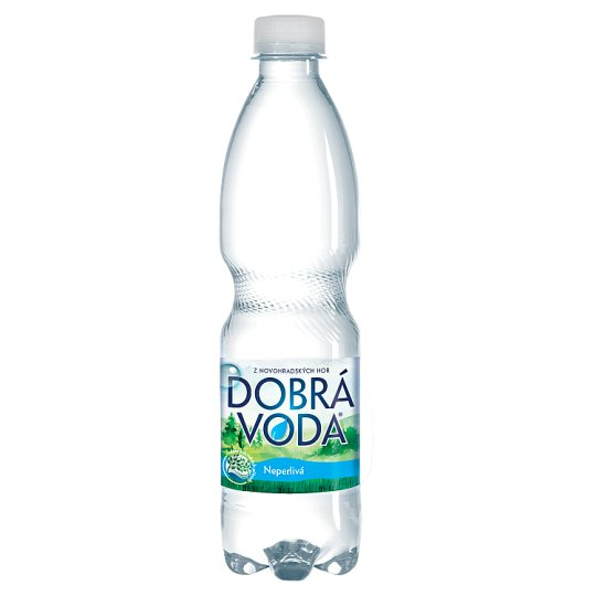 Dobrá voda Still Water 0.5L