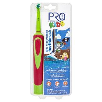 Tesco Pro Formula Energy Kids Rechargable Toothbrush