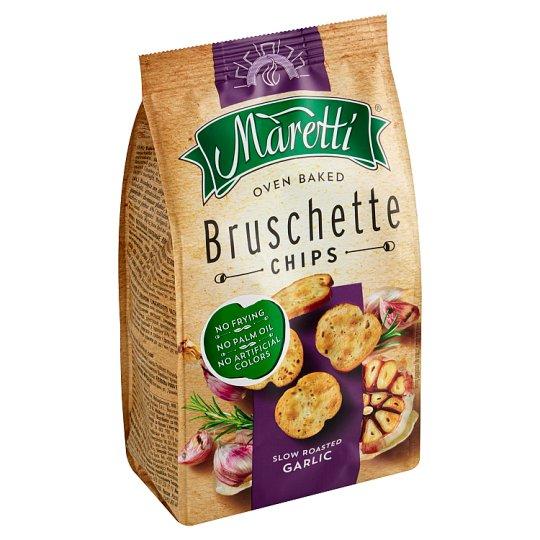 Maretti Bruschette with Slow Roasted Garlic Flavor 70g