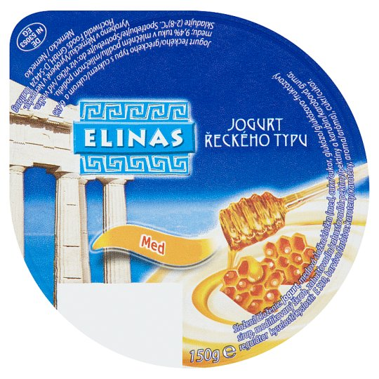 Elinas Yoghurt of Greek Type 150g