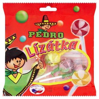 Pedro Lízátka 5 ks 70g