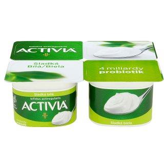 Danone Activia Sweet White 4 x 120g