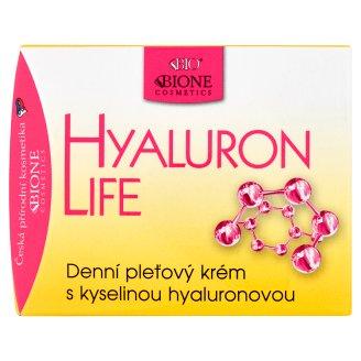 Bione Cosmetics Bio Hyaluron Life denní pleťový krém s kyselinou hyaluronovou 51ml