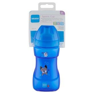 MAM Sports Cup lahev s těsnícím sportovním uzávěrem 330ml