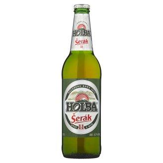 Holba Šerák pivo světlý ležák 0,5l