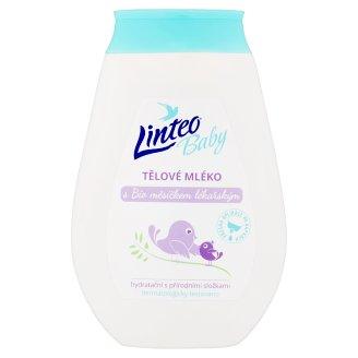 Linteo Baby Tělové mléko 250ml