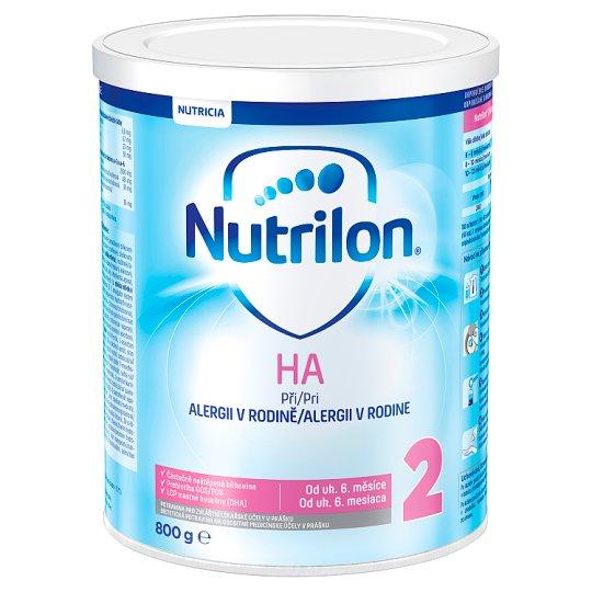 Nutrilon 2 HA od uk. 6. měsíce 800g
