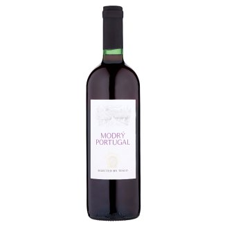 Blue Portugal Red Dry Wine 750ml