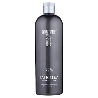 Karloff Tatratea 72% likér s čajovým extraktem 700ml