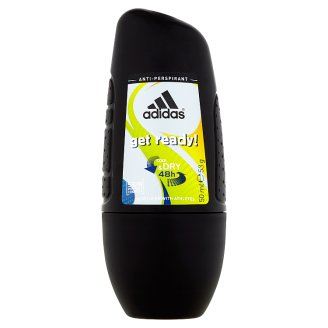 Adidas Cool & Dry Get Ready! antiperspirant roll-on 50ml