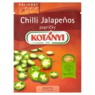 Kotányi Chilli Jalapeňos Sliced 8g