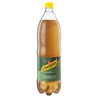 Schweppes Ginger Ale 1,5l
