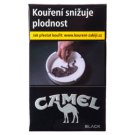 Camel Black Cigarettes with Filter 20 pcs