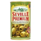 Seville Premium Zelené španělské olivy bez pecky 350g