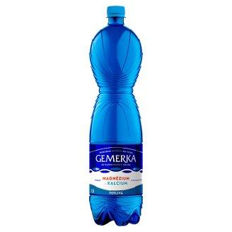 Gemerka Přírodní minerální voda perlivá 1,5l