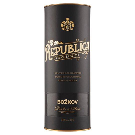 Božkov Republica Exclusive 0.7L